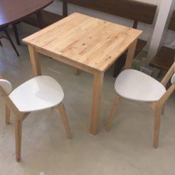 宇都宮 ダイニングテーブルセット IKEA 買取り