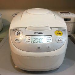 宇都宮 炊飯器 タイガー 買取