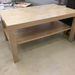 センターテーブル IKEA ナチュラル