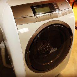 宇都宮 ドラム式洗濯乾燥機 日立 買取