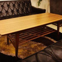 宇都宮 カリモク60 リビングテーブル 買取