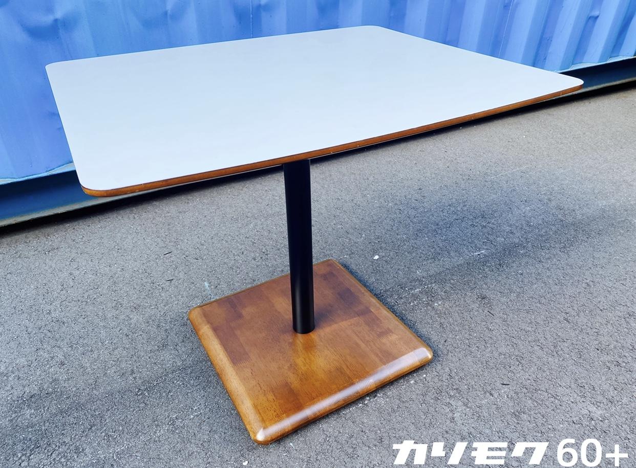 宇都宮 カフェテーブル カリモク60 買取