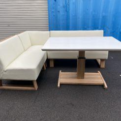宇都宮 リビングダイニングテーブルセット シギヤマ家具 買取
