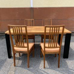 宇都宮 ダイニングテーブルセット 買取