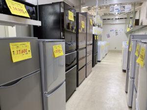 オトワリバース 中古冷蔵庫